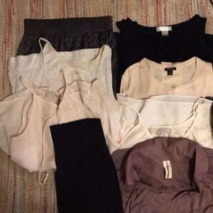 Bundle of women's clothes - mostly Ann Tay…